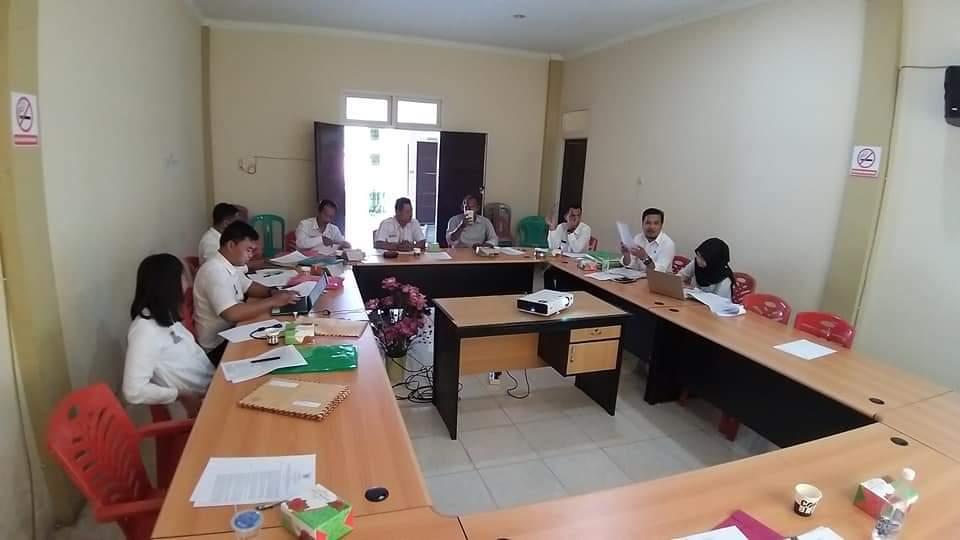 Rapat Percepatan Pelaksanaan Program/ Kegiatan Pengakuan dan Perlindungan MHA di Kabupaten Sanggau