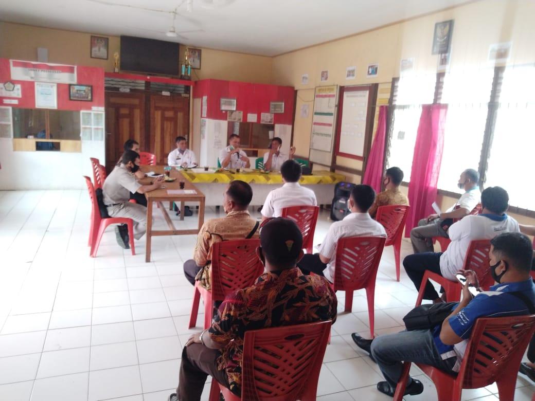 Pembinaan Kegiatan Desa Fokus di Desa Kenaman Kecamatan Sekayam