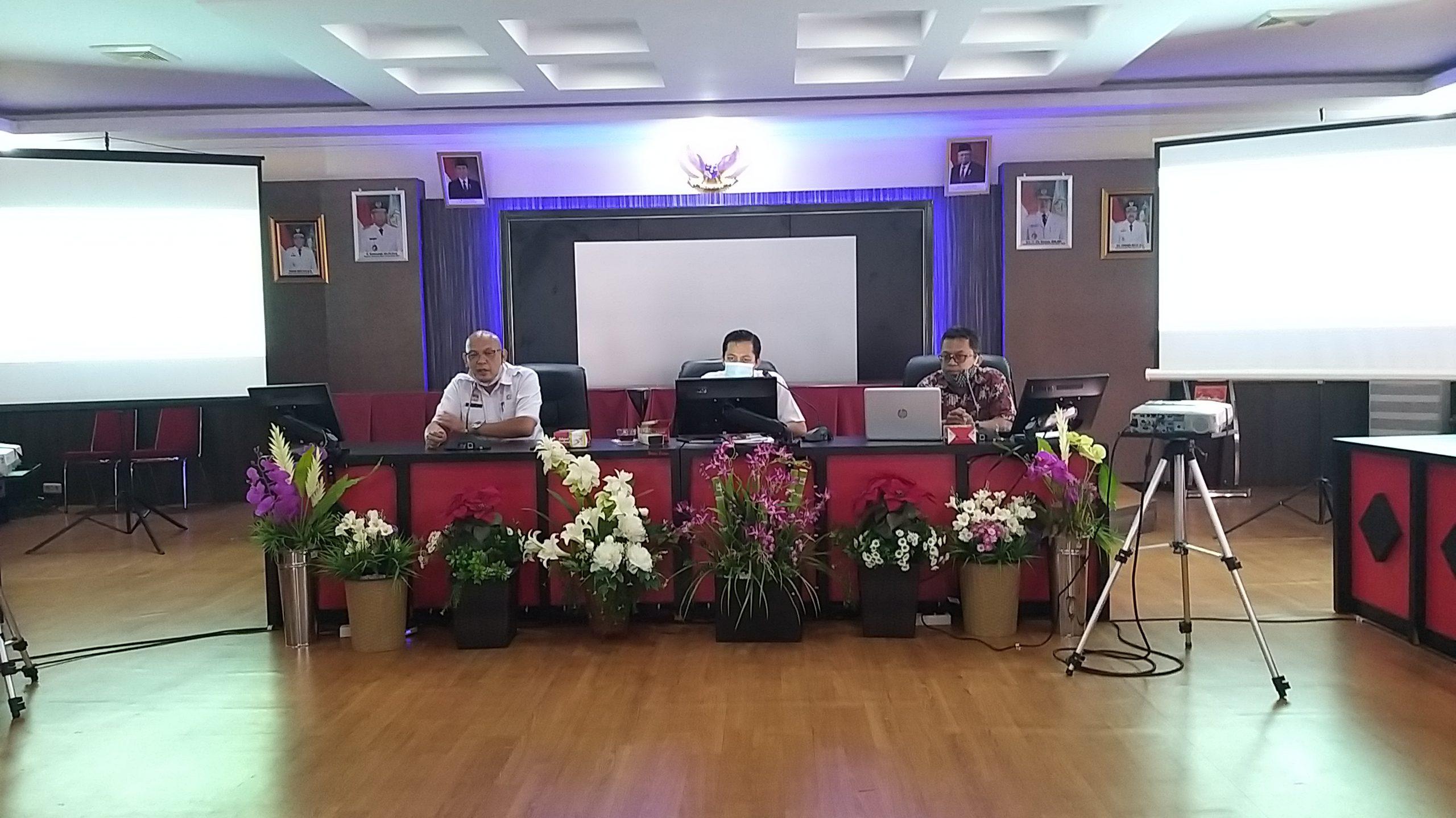 Rapat Lanjutan Kawasan Perdesaan di Kecamatan Kapuas Kab. Sanggau